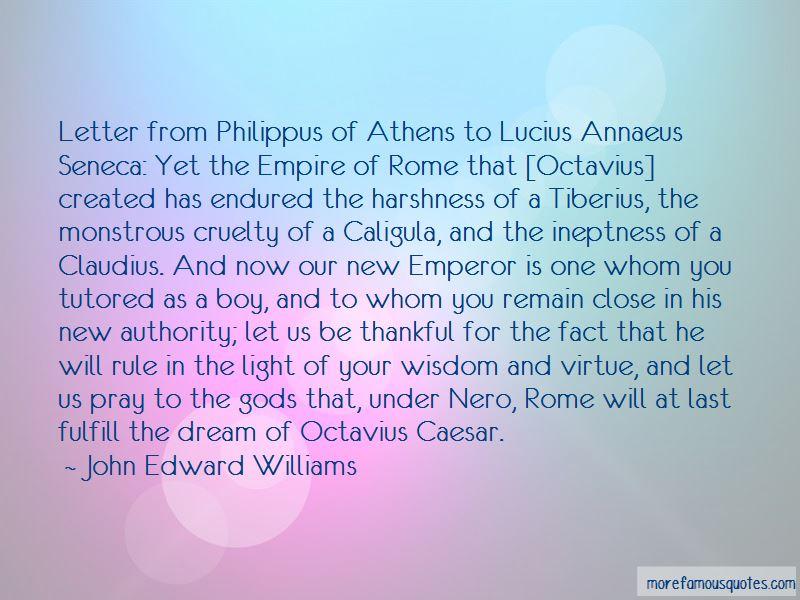 Octavius Quotes