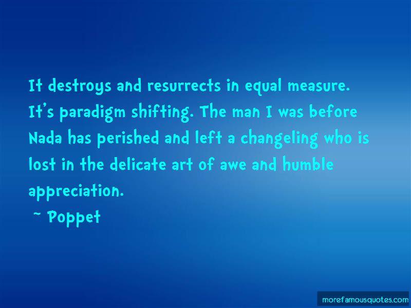 Paradigm Shifting Quotes
