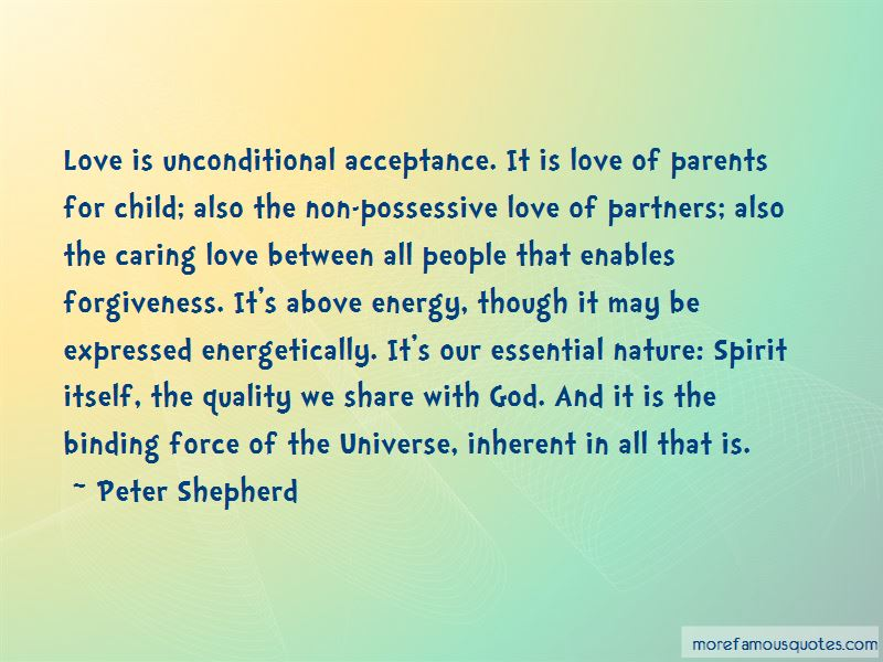 a description of the unconditional love of a parent to their children Parents love for their children for description of the product bradford's outreach to at-risk children, unconditional love gathers real-life stories.