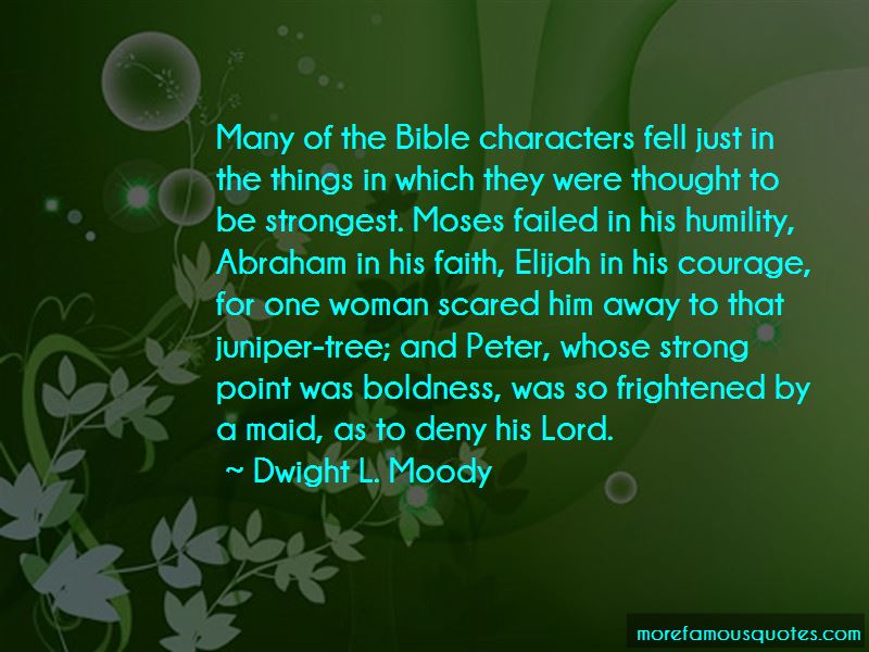 Peter Bible Quotes