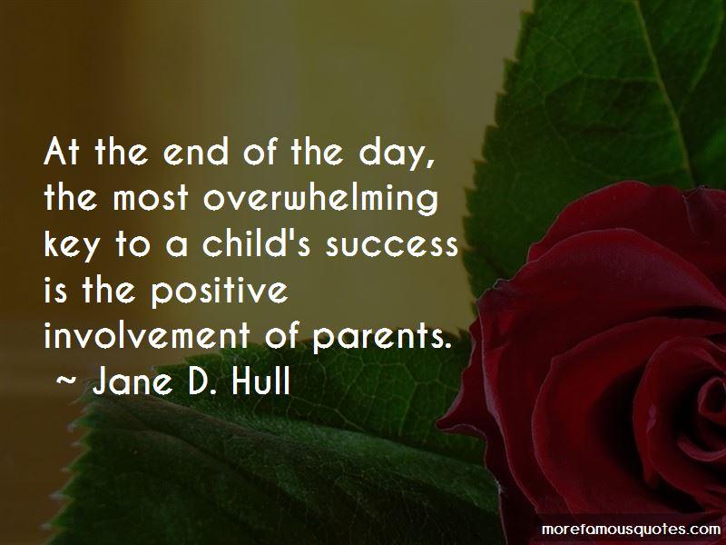 Positive Involvement Quotes