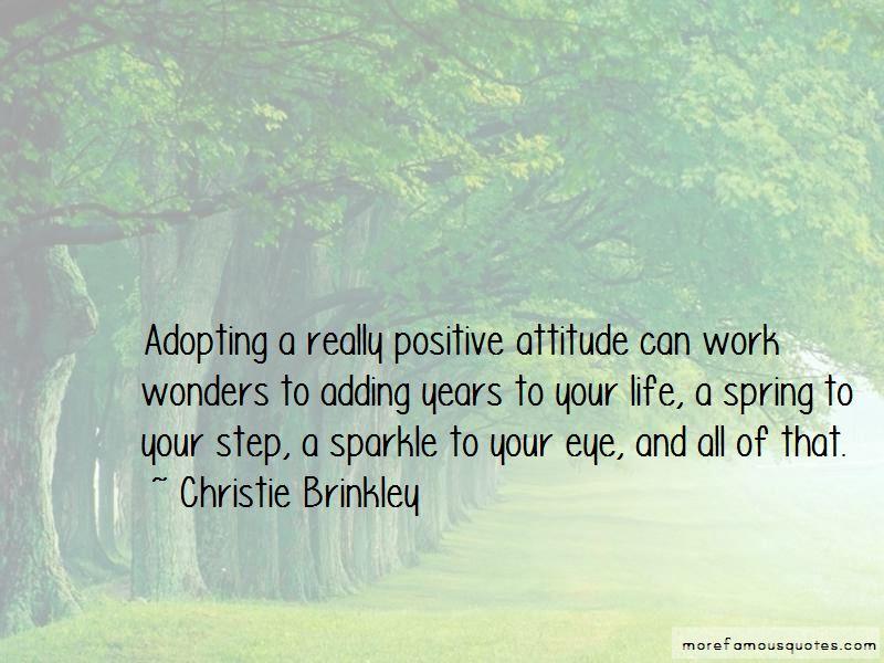 Positive Sparkle Quotes