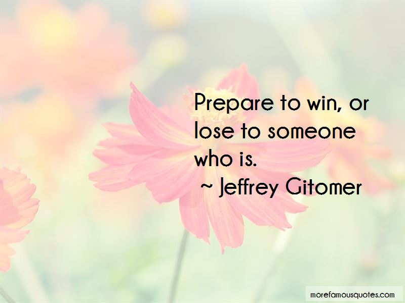 Prepare To Win Quotes Pictures 2