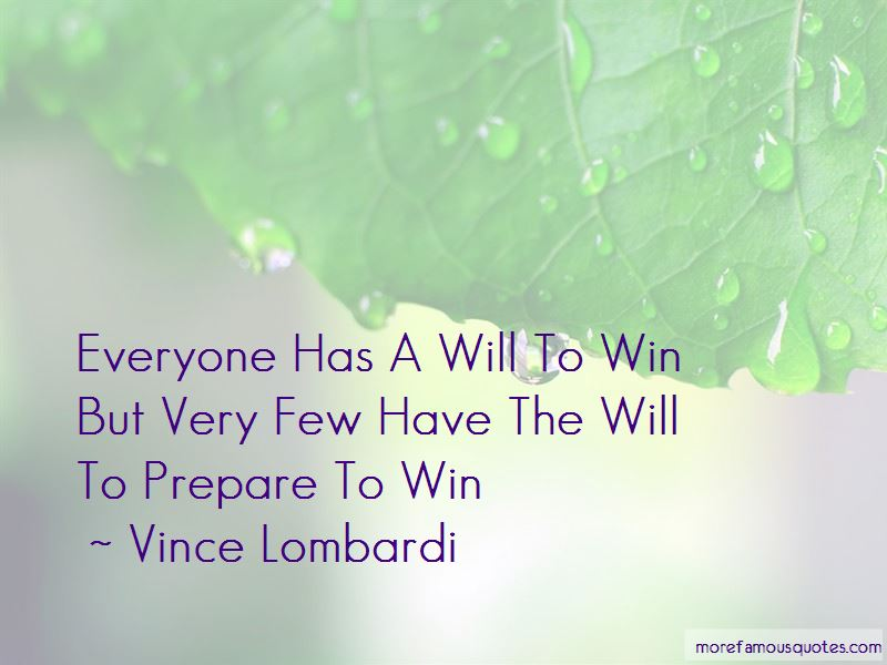 Prepare To Win Quotes Pictures 3
