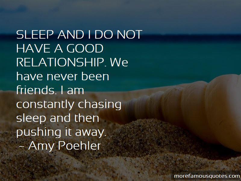 Pushing Me Away Relationship Quotes