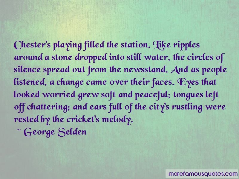 Ripples Of Change Quotes Pictures 2