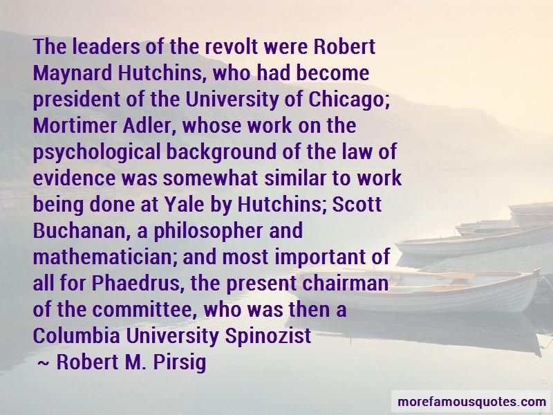 Robert Maynard Quotes