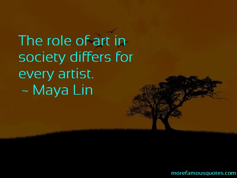 Role Of Art Quotes Pictures 4