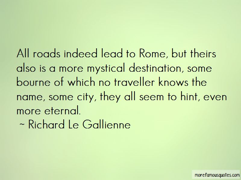 Rome The Eternal City Quotes Pictures 2