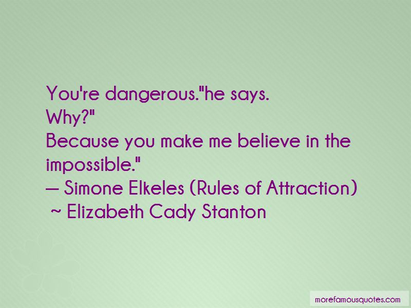 Rules Of Attraction Simone Elkeles Quotes