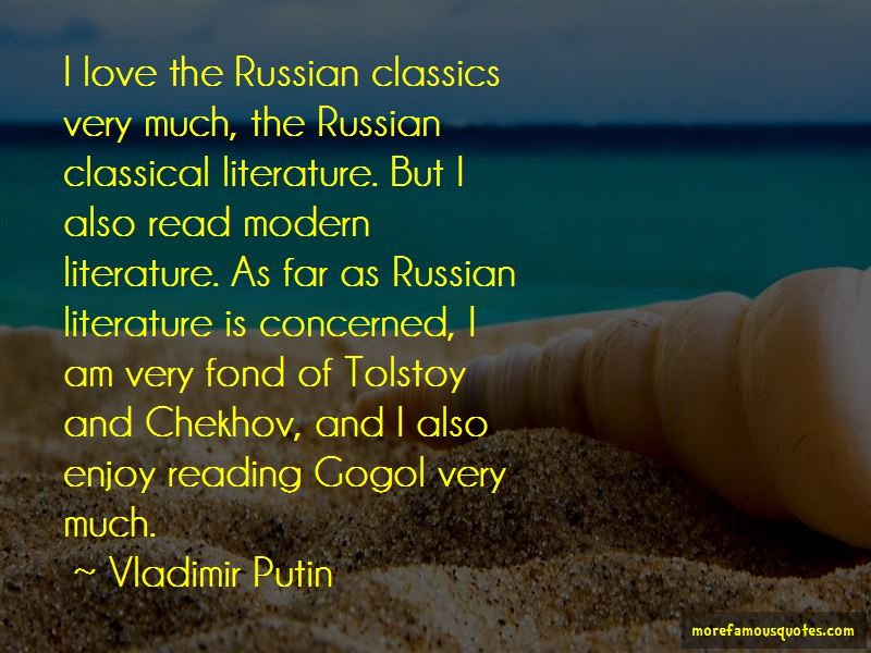 Russian Literature Love Quotes Pictures 2