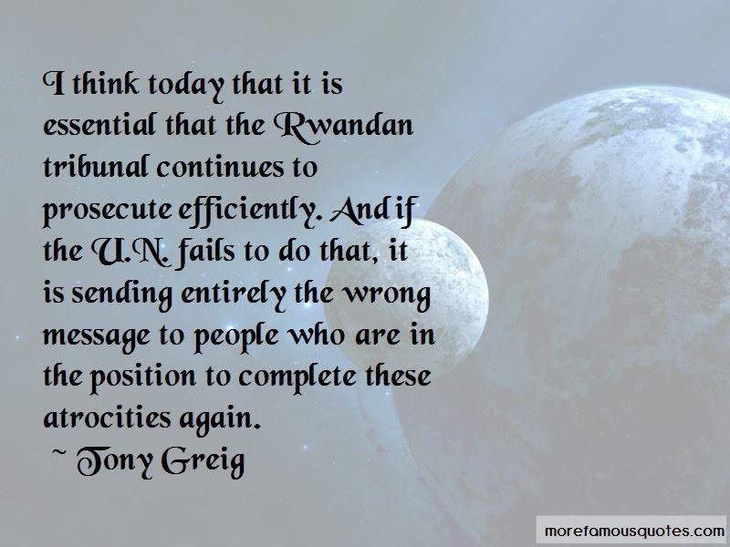 Rwandan Quotes