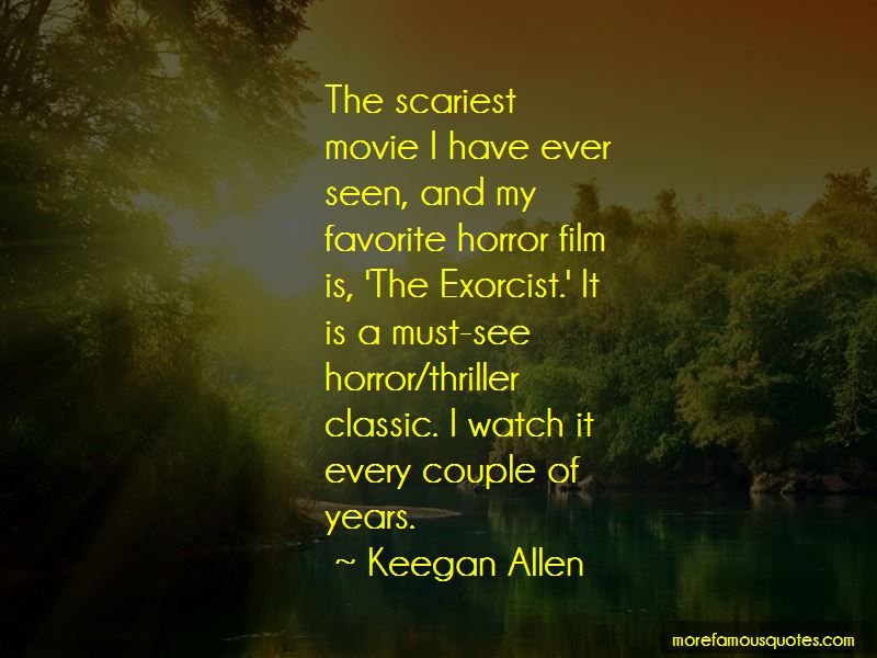 Scariest Film Quotes Pictures 3