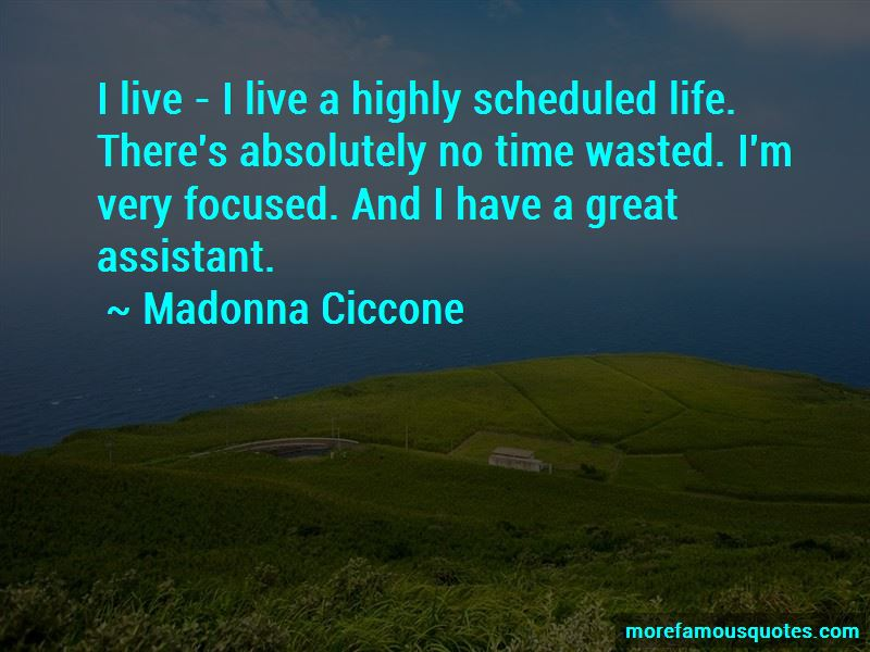 Scheduled Life Quotes Pictures 2