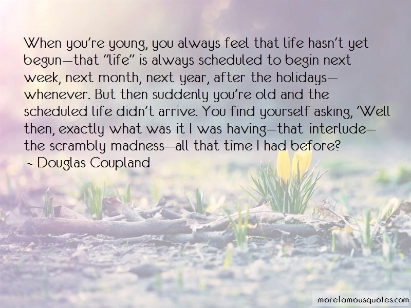 Scheduled Life Quotes Pictures 3