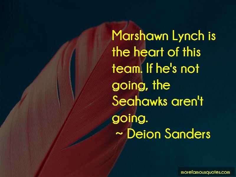 Seahawks Team Quotes