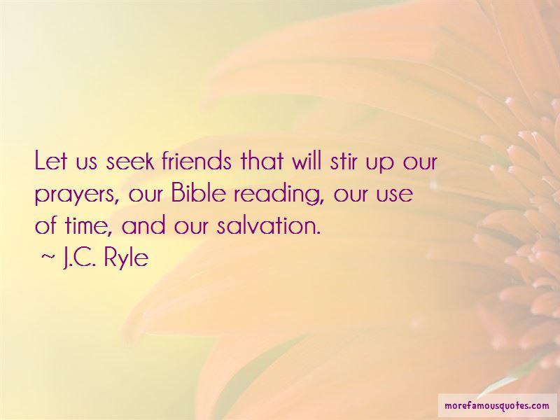 Seek Bible Quotes