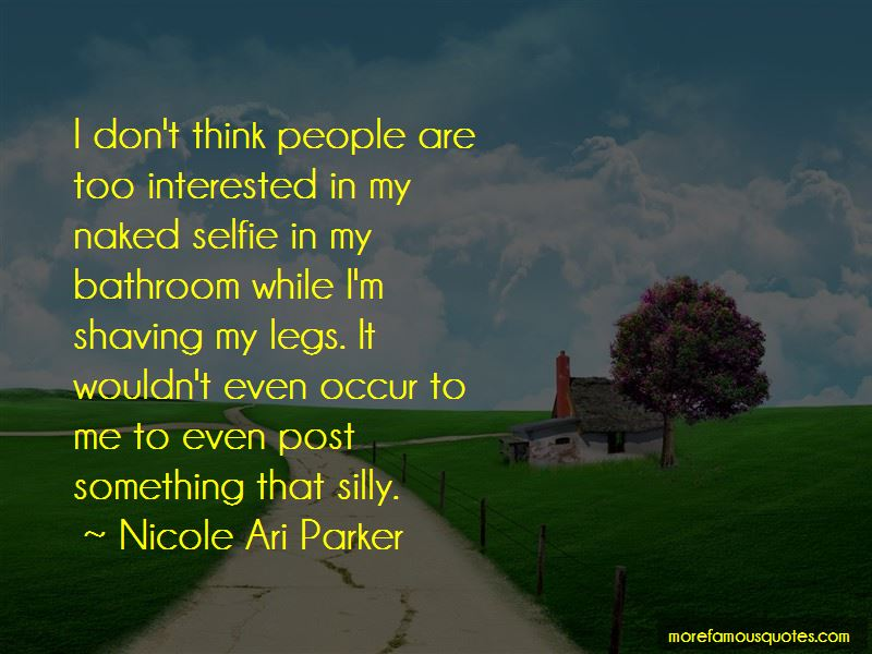Selfie Post Quotes Pictures 4