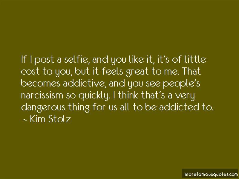 Selfie Post Quotes