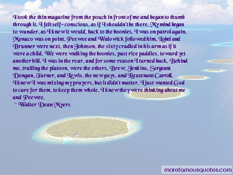 Sergeant Dongan Quotes