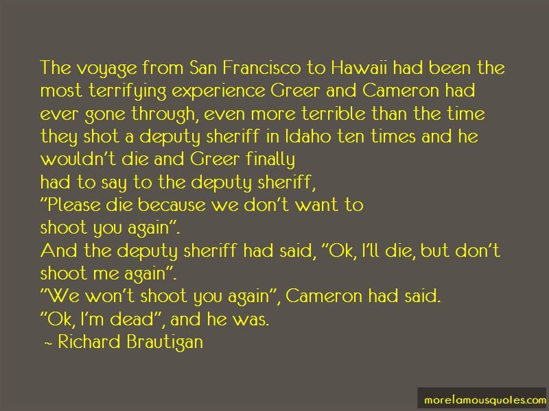Sheriff Deputy Quotes Pictures 3