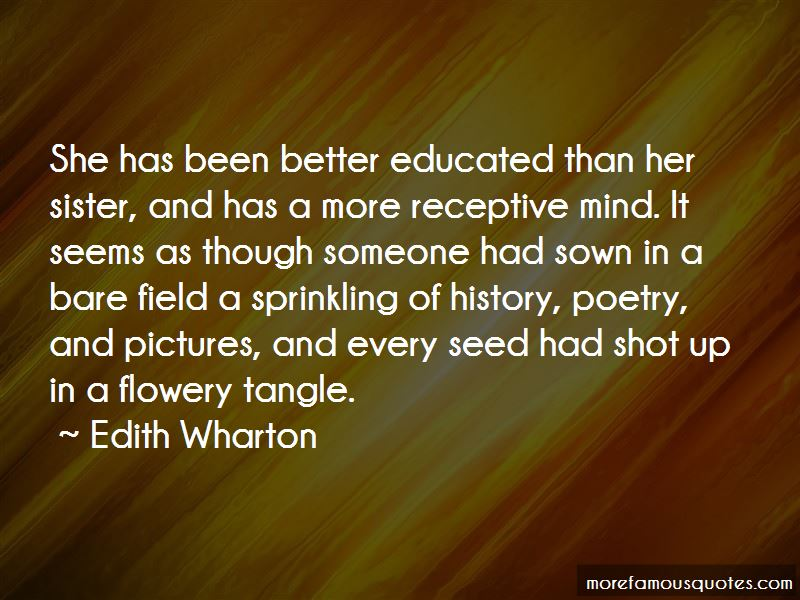 Sister Poetry Quotes