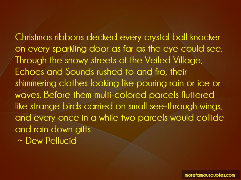 Snowy Christmas Quotes Pictures 2