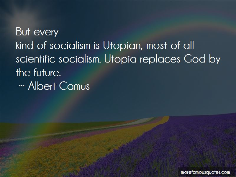 Socialism Utopian And Scientific Quotes