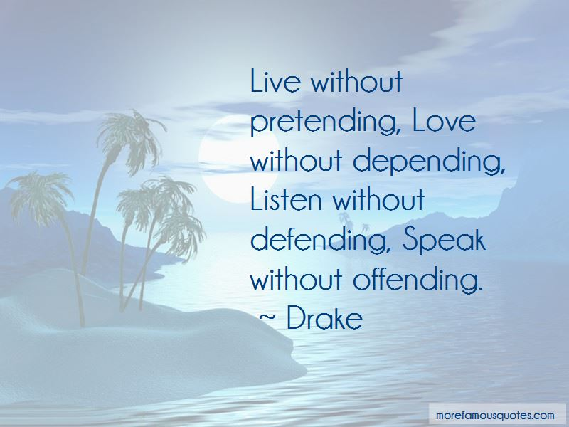 Speak Without Offending Quotes
