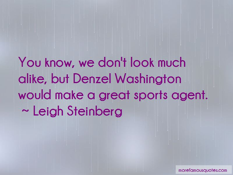 Sports Agent Quotes Pictures 2