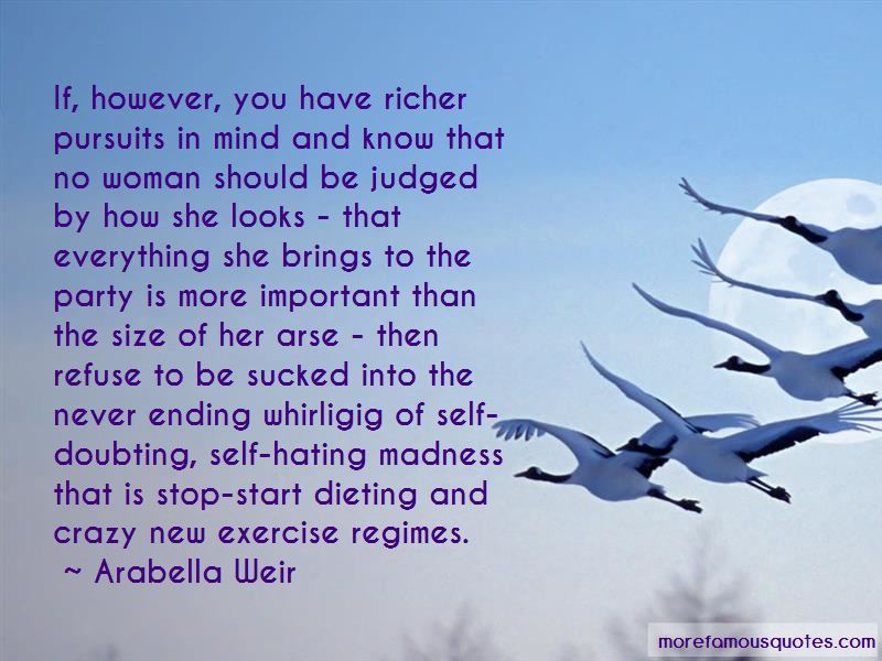 Start Dieting Quotes