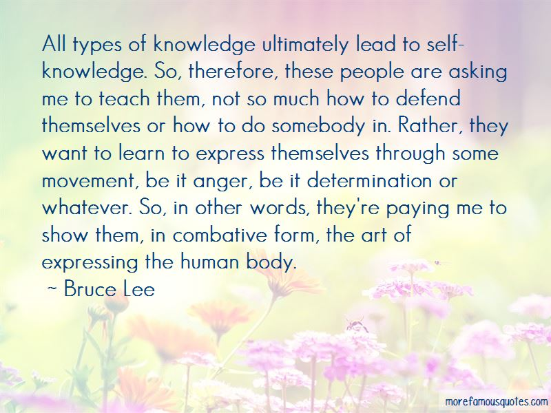 The Art Of Expressing The Human Body Quotes Top 1 Quotes About The Art Of Expressing The Human Body From Famous Authors