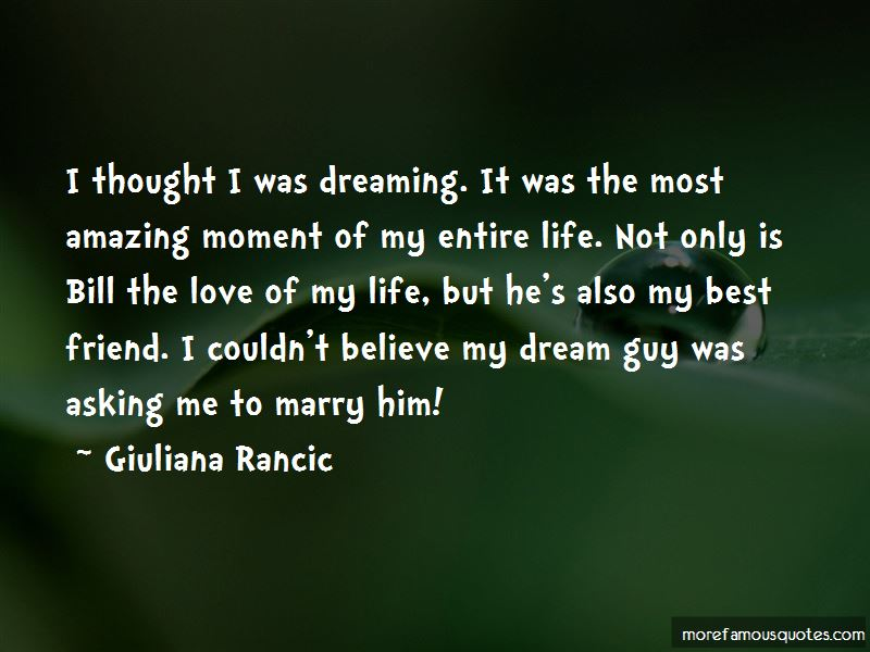 The Most Amazing Guy Quotes