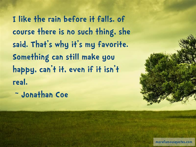The Rain Before It Falls Quotes Pictures 3