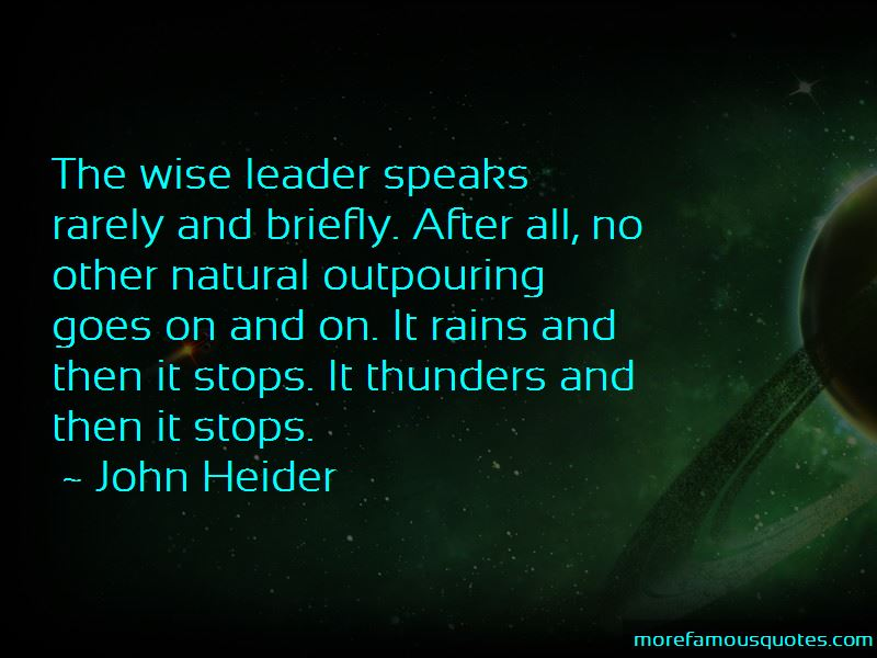 Thunders Quotes