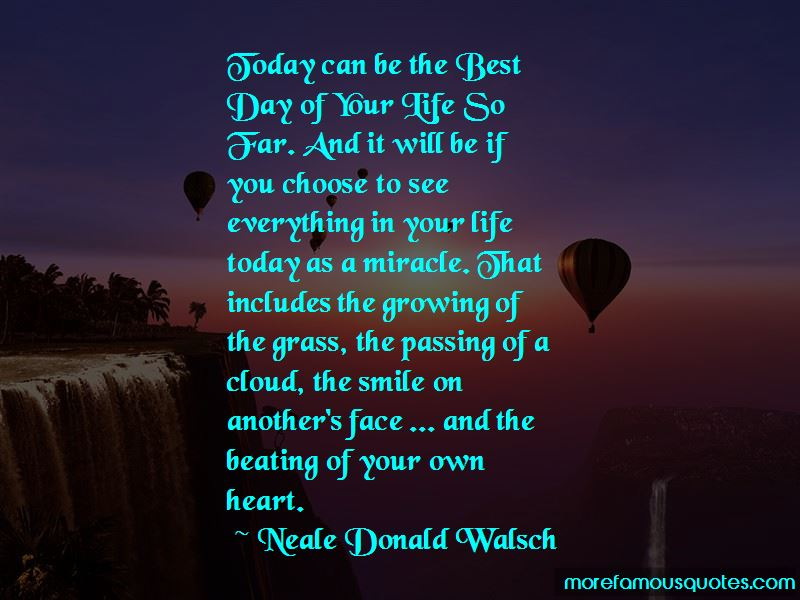 Today I Will Smile Quotes Pictures 4