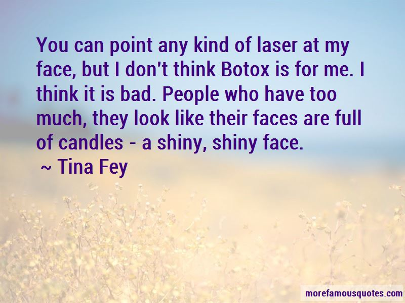 Too Much Botox Quotes Pictures 2