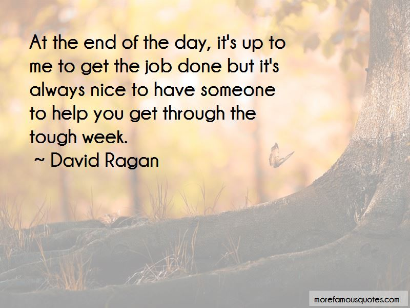 Tough Week Quotes