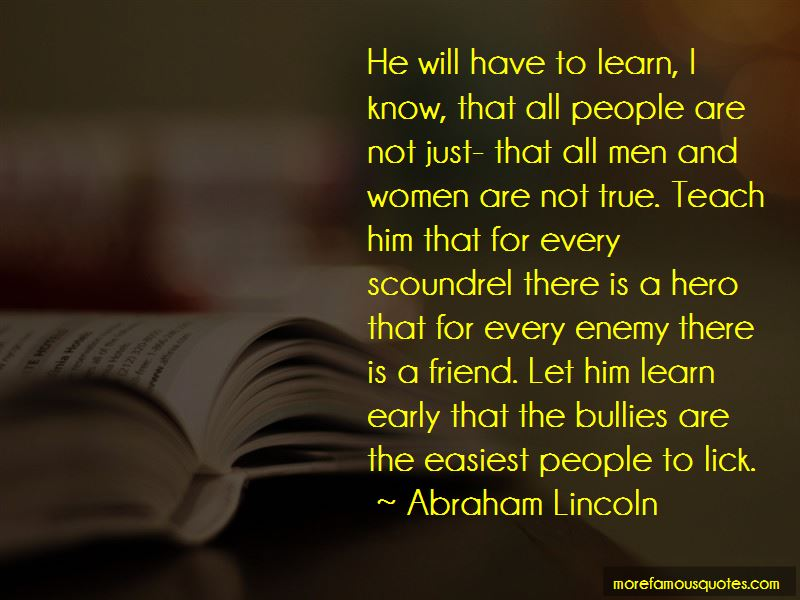 True Friend And Enemy Quotes Pictures 4