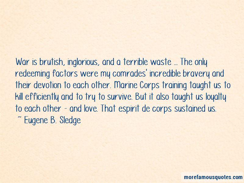 Us Marine Love Quotes