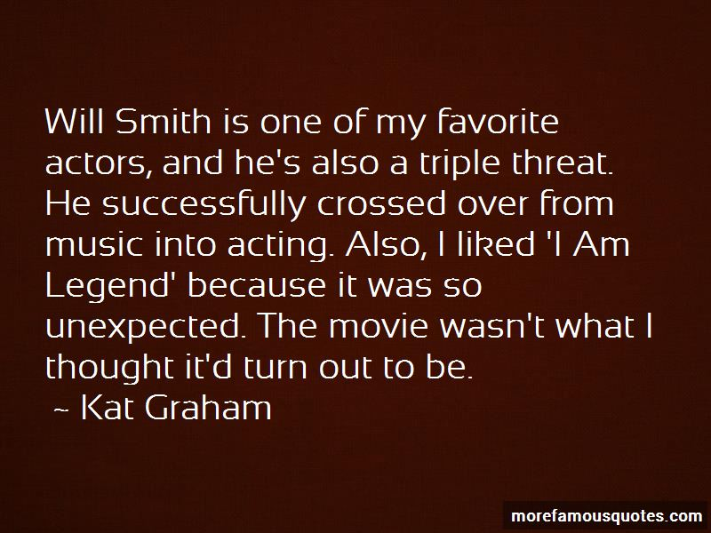 Will Smith I Am Legend Quotes