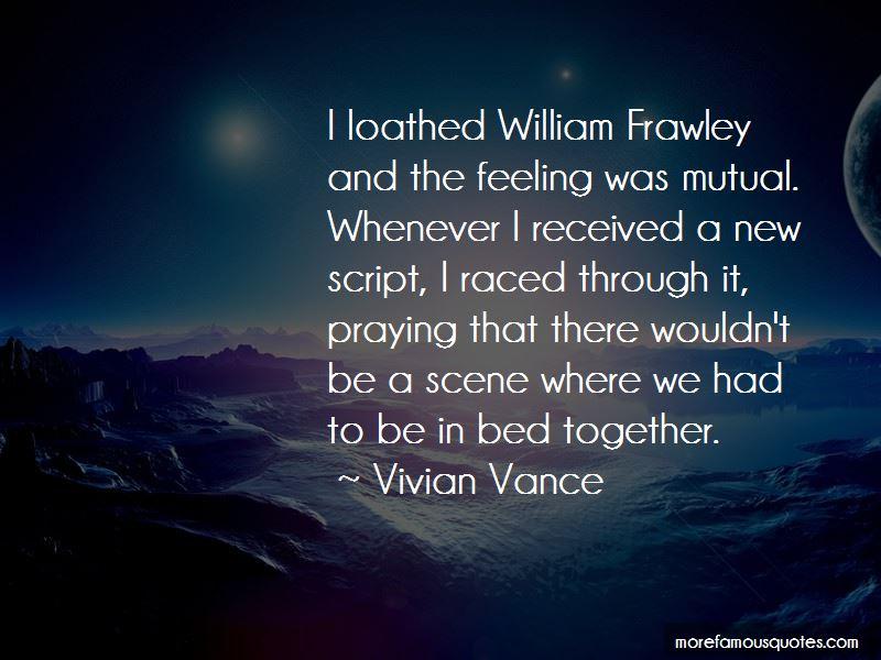 William Frawley Quotes