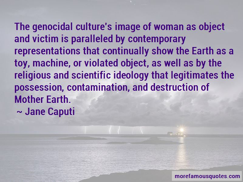 Woman As Object Quotes