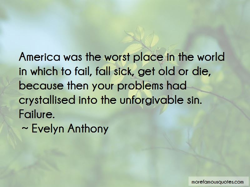 Worst Place In The World Quotes