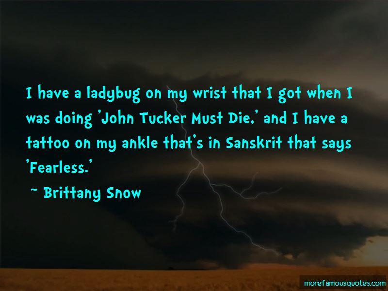 Wrist Tattoo Quotes