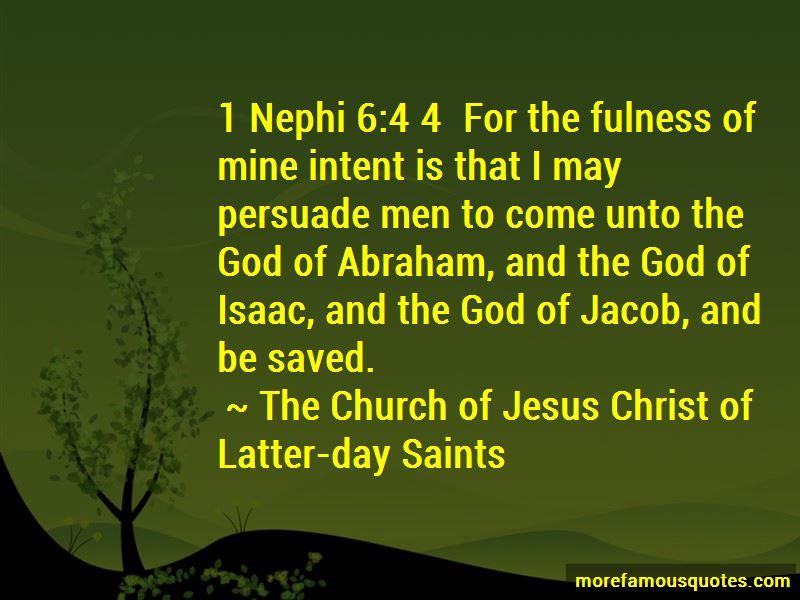 1 Nephi Quotes Pictures 3