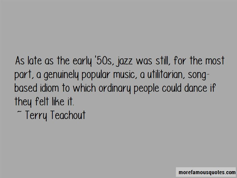 50s Song Quotes