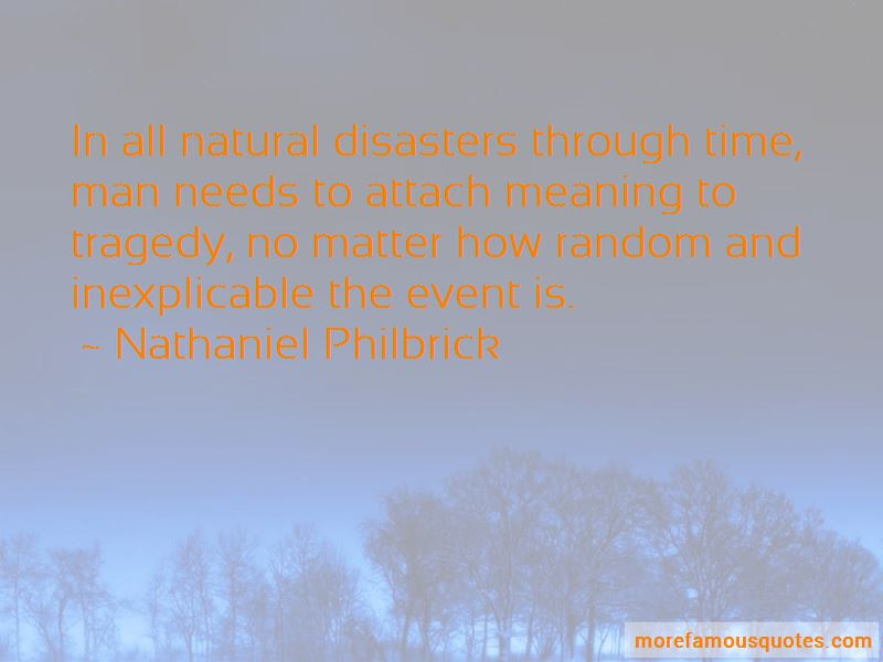 All Natural Disasters Quotes Pictures 2