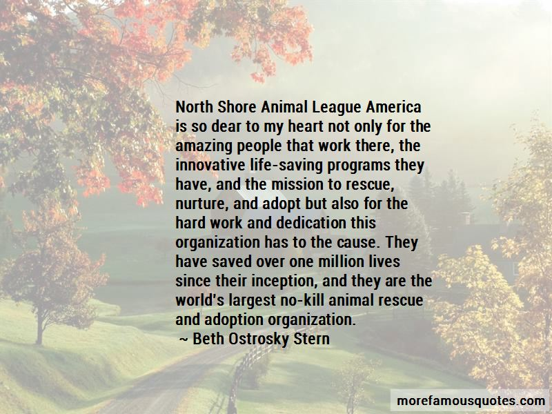 Animal Rescue League Quotes: top 1 quotes about Animal ...