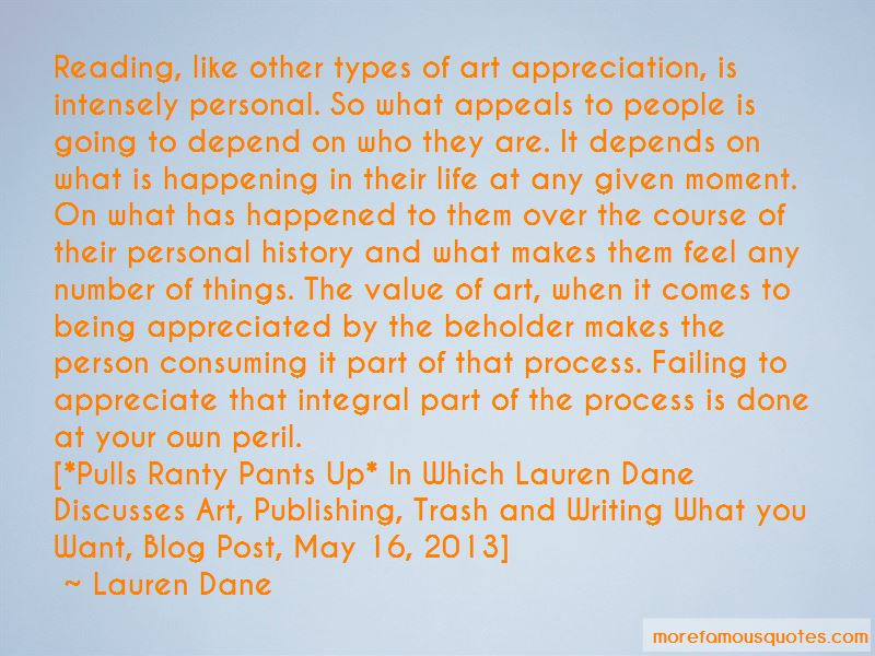 Appreciation Post Quotes
